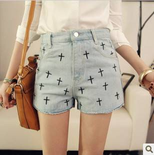 High Waisted Shorts Sale